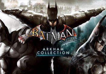 La trilogía Batman: Arkham Collection ya está disponible para Xbox One