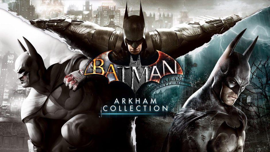 Una posible colección de todos los Batman: Arkham aparece en la store mejorada para Xbox One X