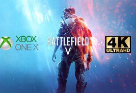 Microsoft y EA lanzan un nuevo trailer de Battlefield V en Xbox One X