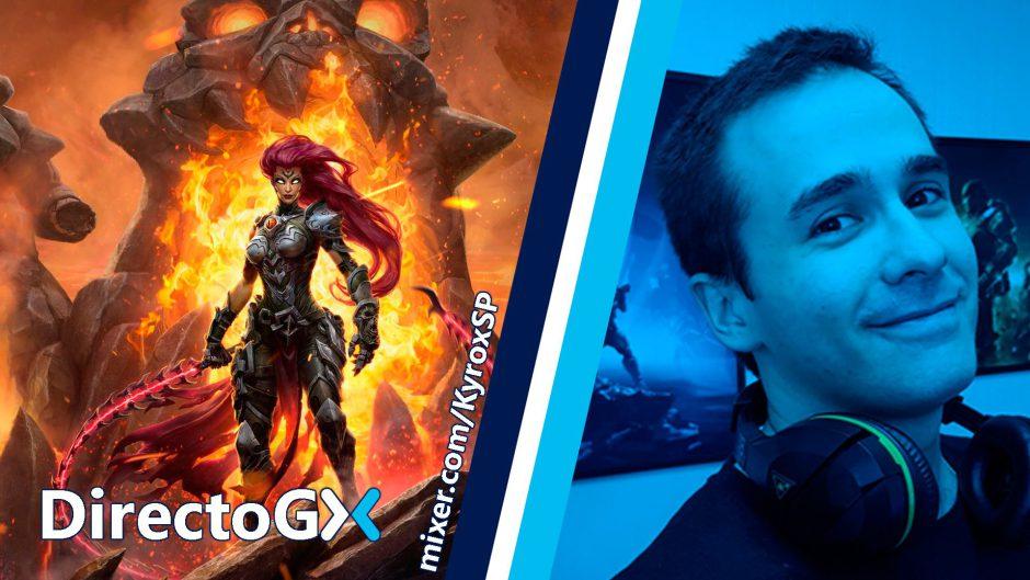 ¡En directo jugando a Darksiders 3 en el #DirectoGX!