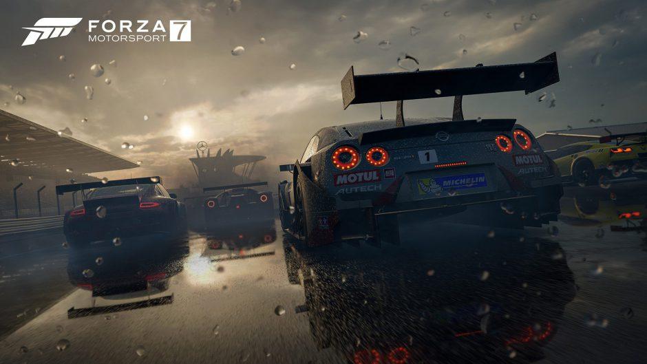 Una gran actualización llega a Forza Motorsport 7 con grandes novedades