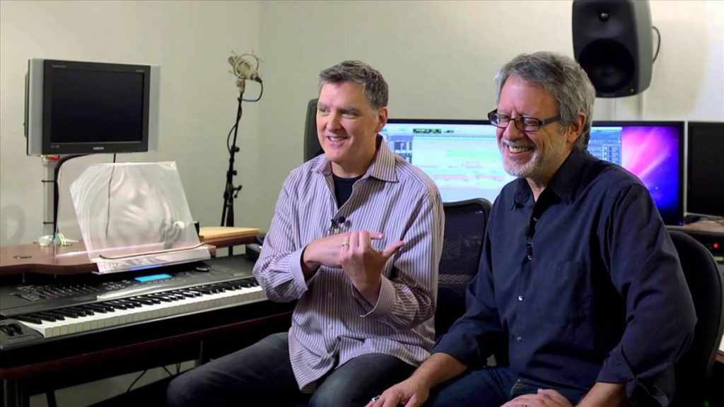 Los compositores de la B.S.O. de Halo: Martin O'Donnell Vs Neil Davidge