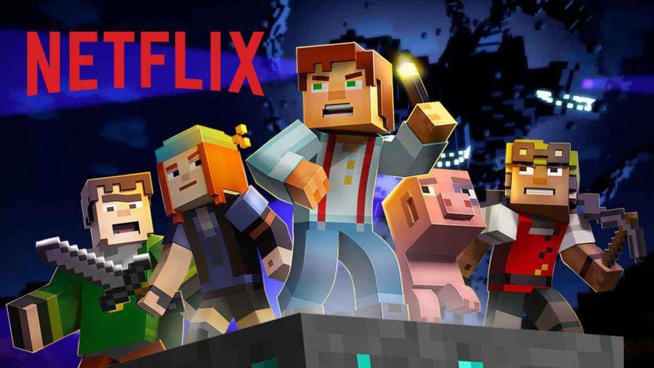 Netflix estrena los tres primeros episodios de Minecraft, la serie interactiva