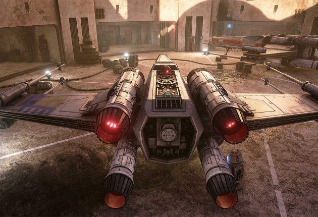 Obsidian demuestra su potencial con esta recreación de Star Wars en Unreal Engine 4