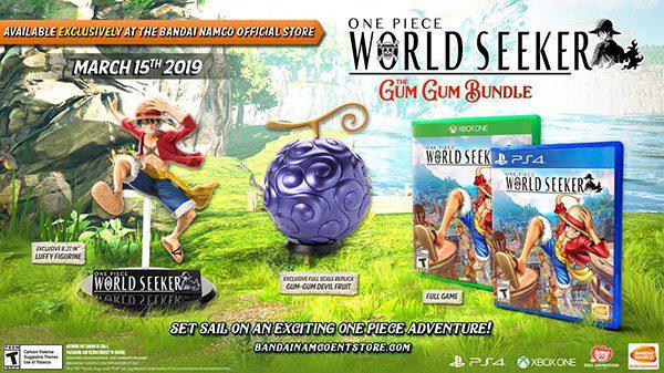 Nuevo trailer, fecha de lanzamiento y ediciones especiales de One Piece: World Seeker