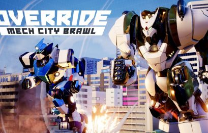 Análisis de Override: Mech City Brawl
