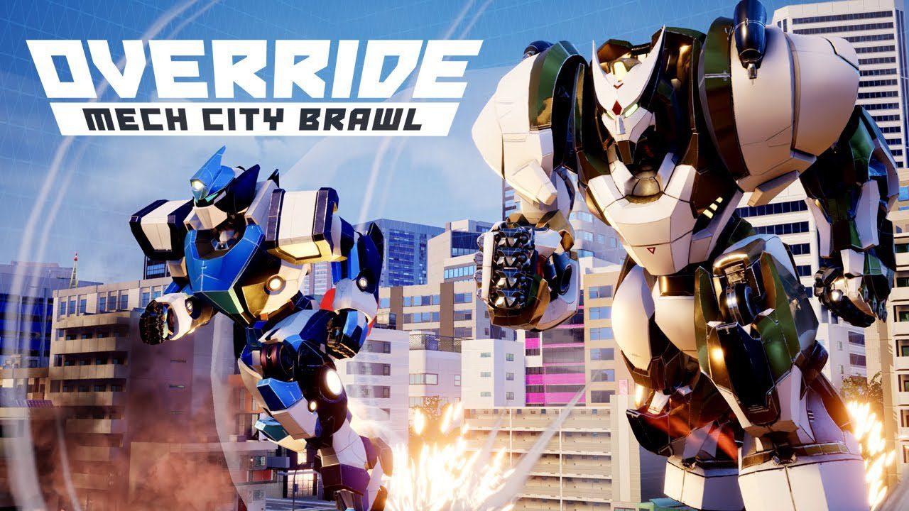 Juega Gratis A Override Mech City Brawl Con Xbox Live Gold
