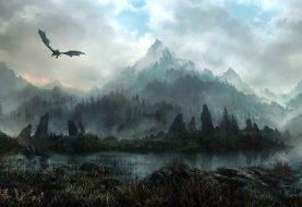 Brutales los entornos de The Elder Scrolls V Skyrim a 8K