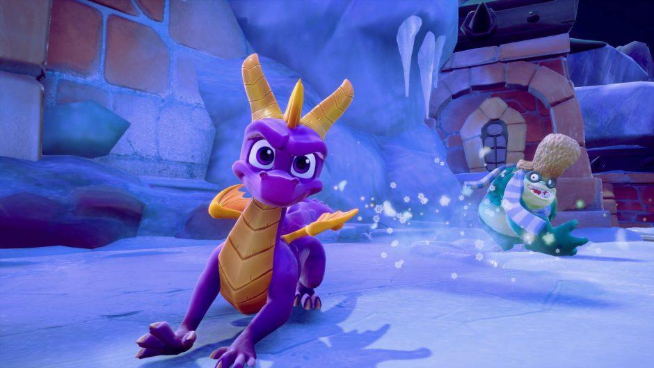 Digital Foundry somete a examen el nuevo Spyro Reignited Trilogy
