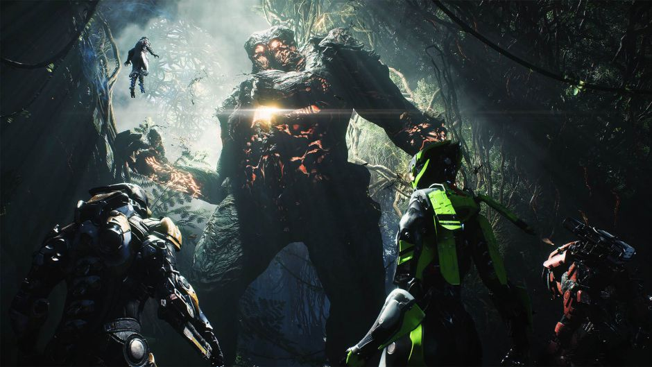 Anthem también estará en los Game Awards con un nuevo trailer exclusivo