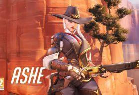 Ashe se estrena oficialmente en el plantel de héroes de Overwatch
