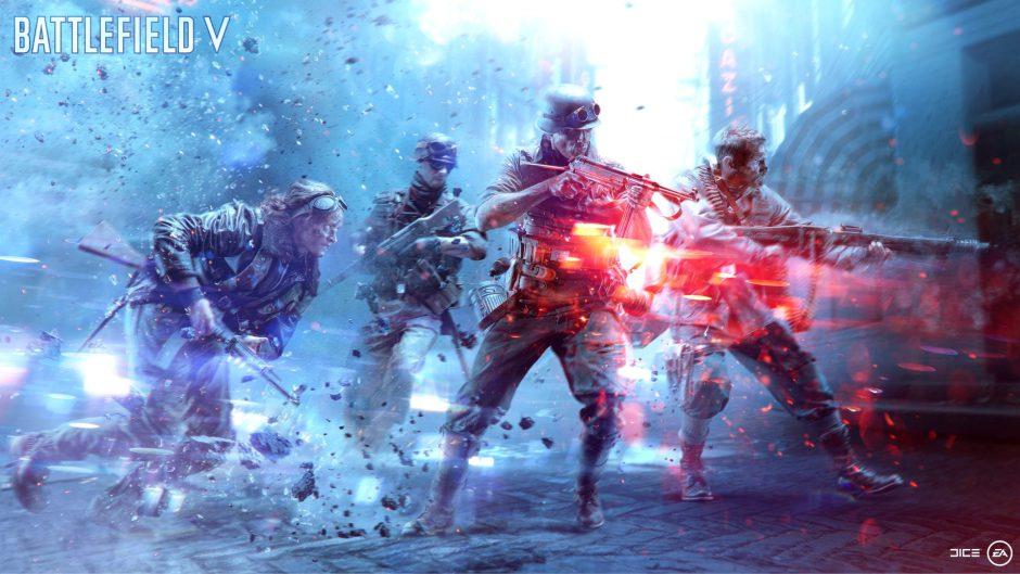 Battlefield V: Los servidores privados estarán disponibles muy pronto