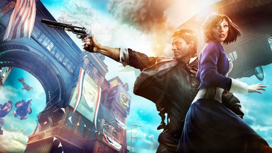 Take Two podría vender por separado los remaster de Bioshock