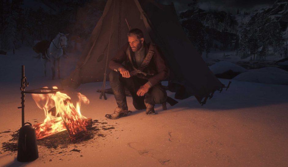 Red Dead Redemption 2 se actualiza para corregir el falso HDR