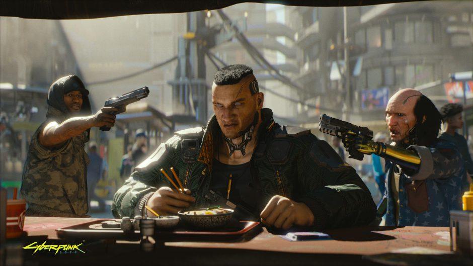 Podríamos ver Cyberpunk 2077 antes de lo que pensamos