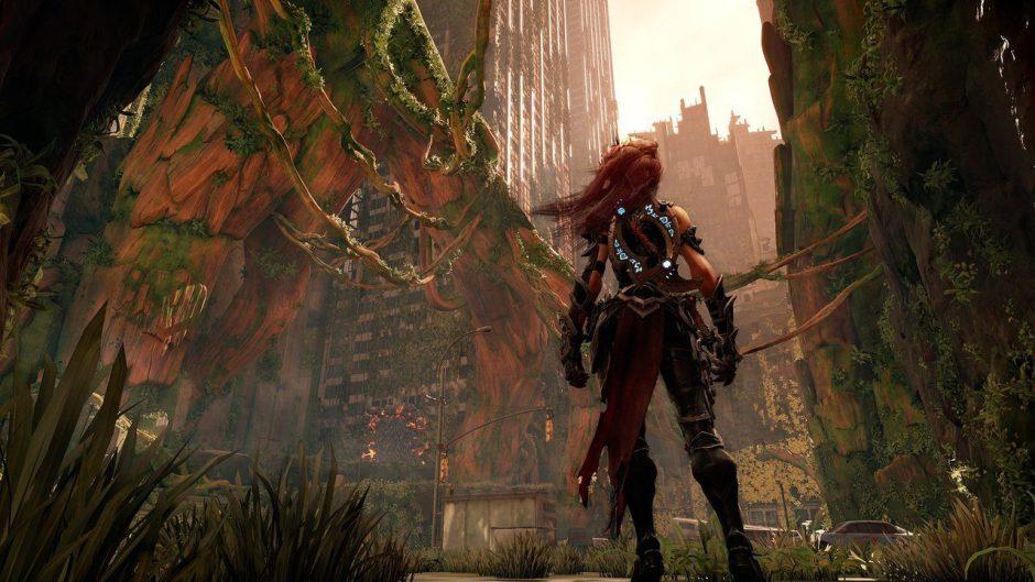 Darksiders III apunta a tener los 4K de forma nativa en Xbox One X