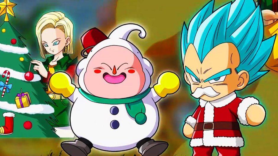 El Torneo FighterZ y la Navidad llegan a Dragon Ball FighterZ