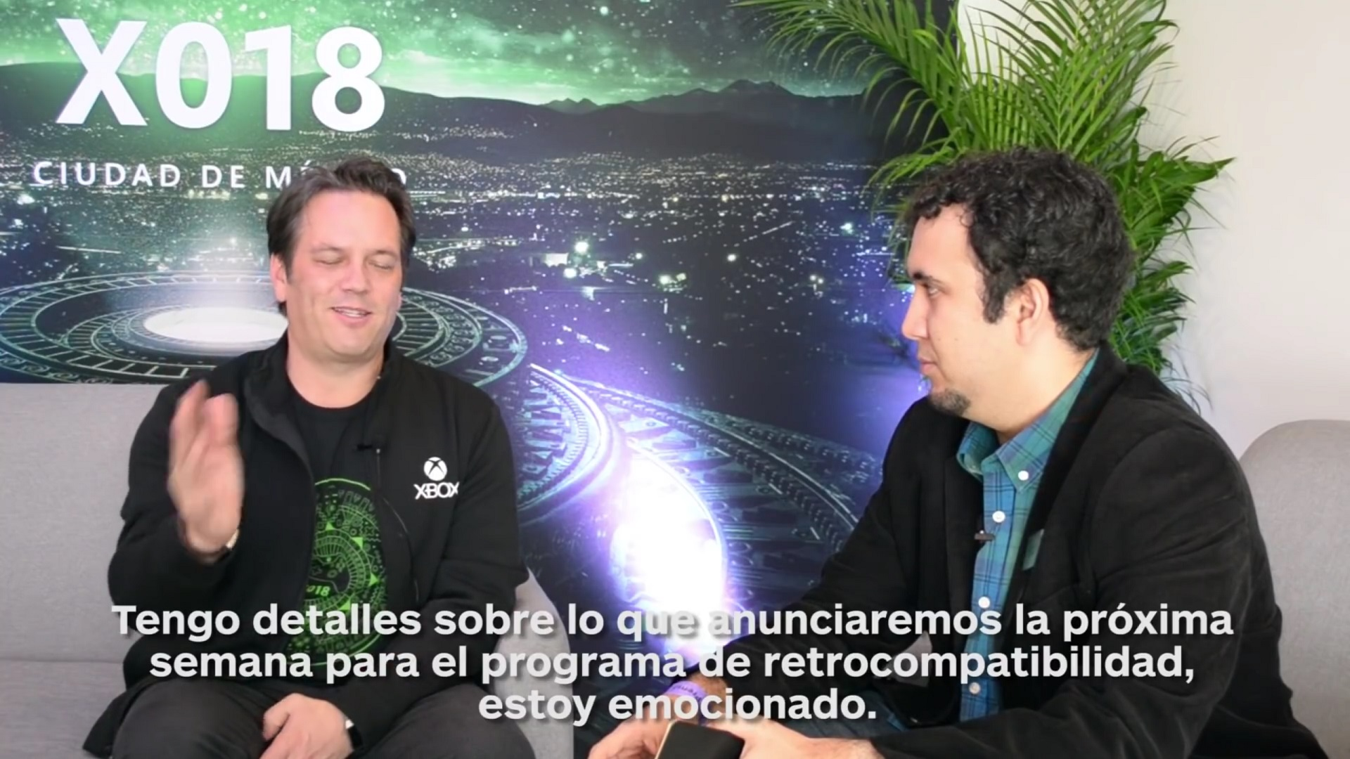 Retrocompatibilidad Phil Spencer