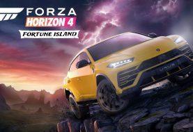 [X018] Fortune Island será la primera expansión de Forza Horizon 4