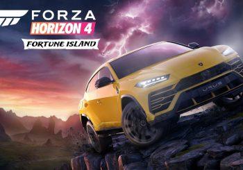 La primera expansión de Forza Horizon 4 llega el 13 de diciembre