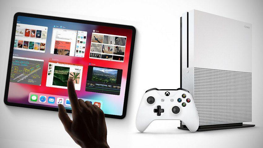 Apple afirma que el nuevo Ipad Pro es tan potente como una Xbox One S