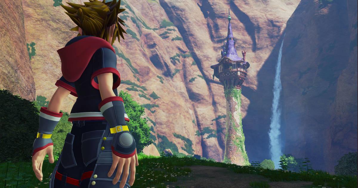 Nuevo Spot Publicitario De Kingdom Hearts Iii En Japon