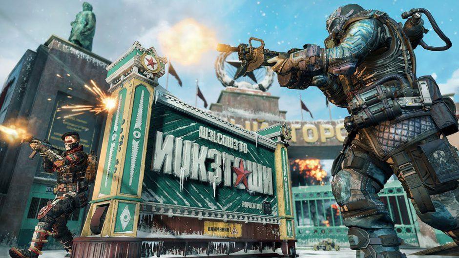 El renovado Nuketown de Black Ops 4 llegará a Xbox One gratis la semana que viene