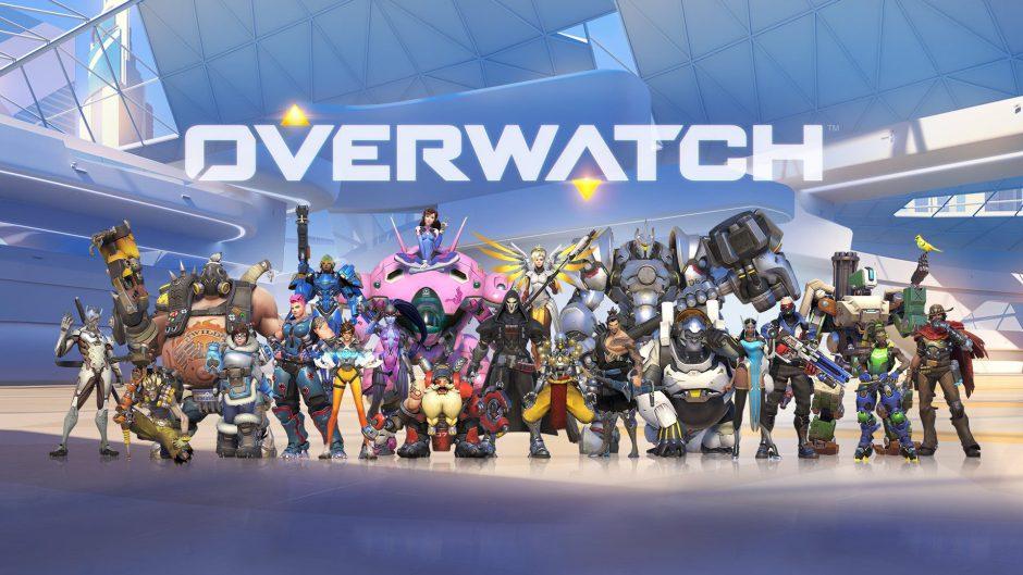 Overwatch ya tiene disponible el evento por su cuarto aniversario