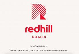 Antiguos desarrolladores de Remedy y Wargaming crean el estudio Redhill Games