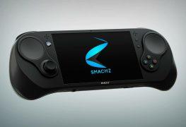 Podrás jugar a Forza Horizon 4 o Gears of War con SMACH Z, la consola portátil más potente del mundo