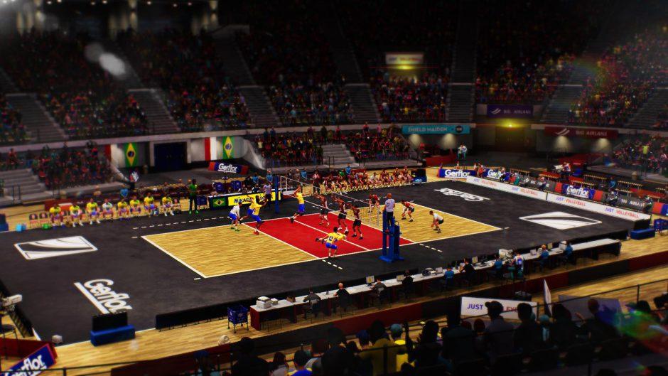 Spike Volleyball anunciado para Xbox One
