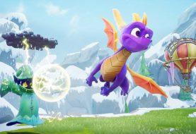 Literalmente, hemos volado en el evento de presentación de Spyro: Reignited Trilogy