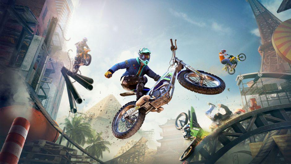 Nueva expansión para Trials Rising, que llega con una demo gratuita