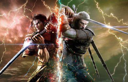 La primera actualización de SoulCalibur VI corrige a Geralt, Voldo y Tira