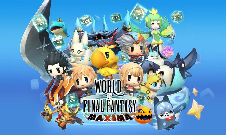 WORLD OF FINAL FANTASY MAXIMA ya está disponible en Xbox One