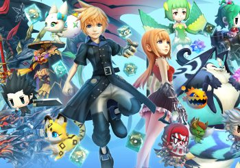 Análisis de World of Final Fantasy Maxima