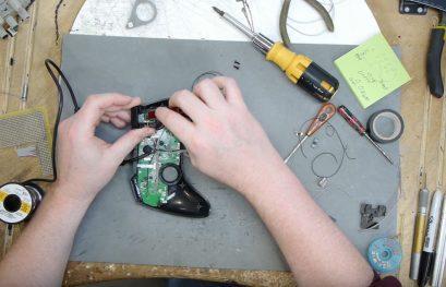 Aprende a construir un mando de Xbox para jugar con una sola mano