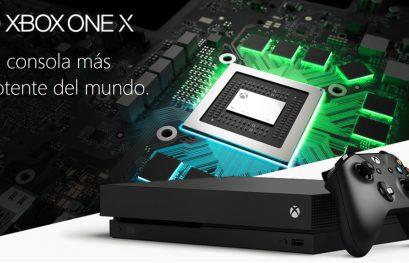 Brutales Mega Packs de Xbox One X y Xbox One S en GAME