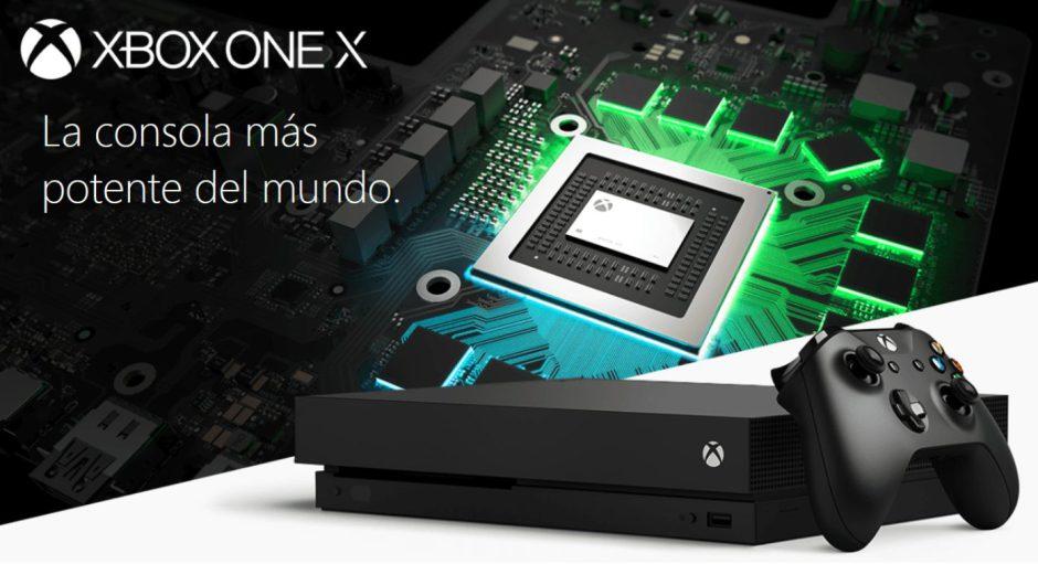 Un año de Xbox One X: Estos son sus logros desbloqueados en su aniversario