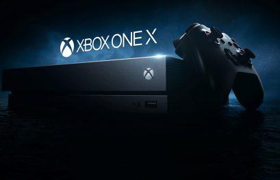 Microsoft rebaja oficialmente Xbox One X en su tienda por el Black Friday