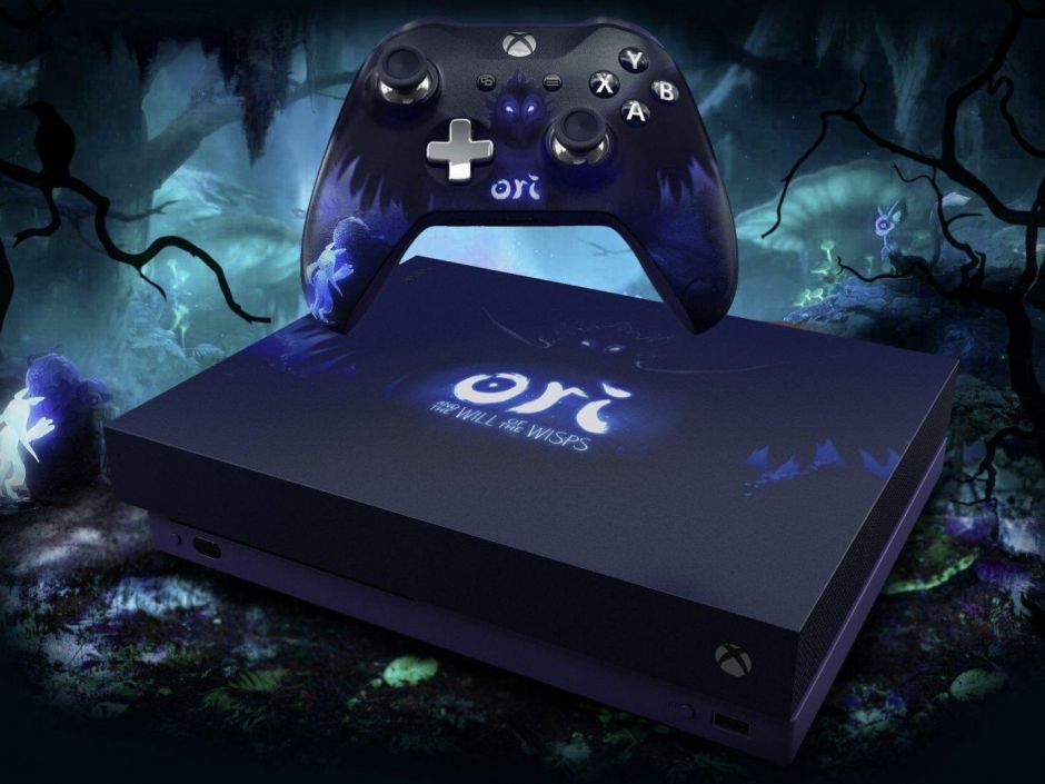 Dona para una buena causa, y entra en el sorteo de la maravillosa Xbox One X de Ori & the Blind Forest