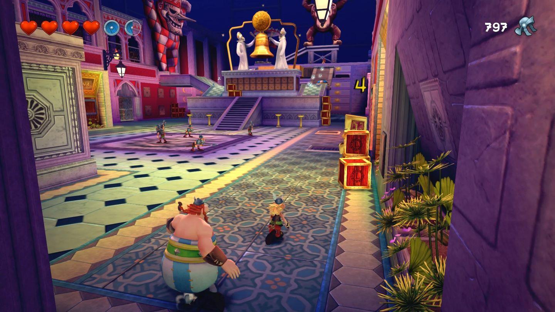 Análisis de Asterix & Obelix XXL 2