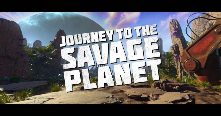 Journey to the Savage Planet es la nueva Ip de Typhoon Studios