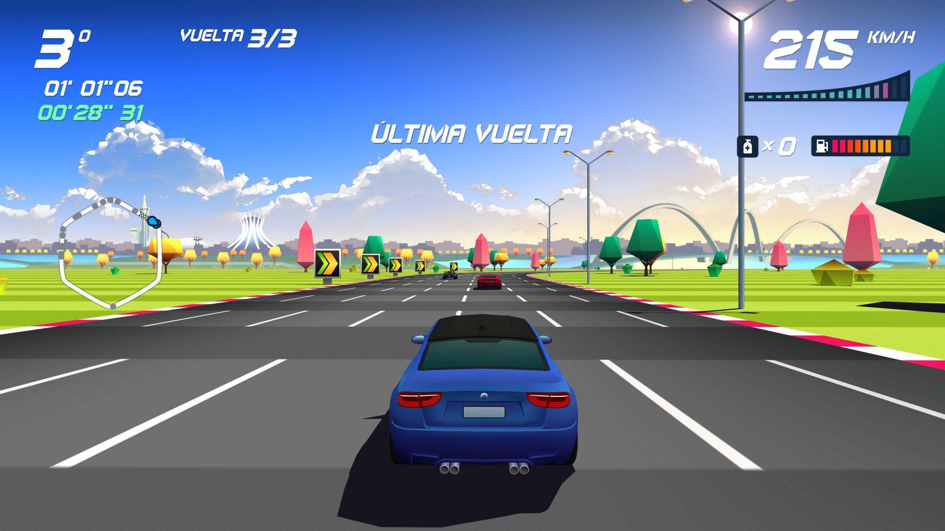 Análisis Horizon Chase Turbo
