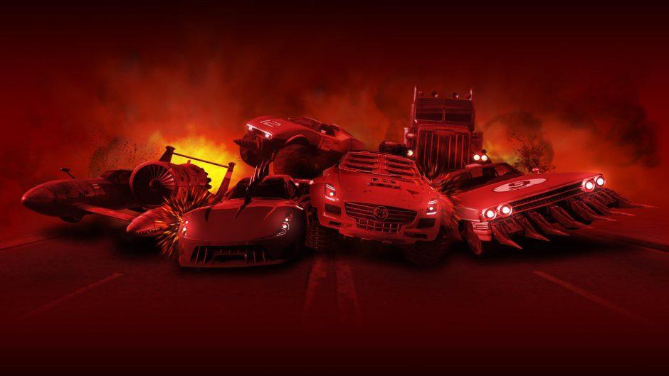 THQ Nordic adquiere otra mítica IP: Carmageddon