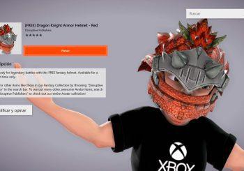 Descarga gratis el casco de dragón y otros complementos para tu avatar