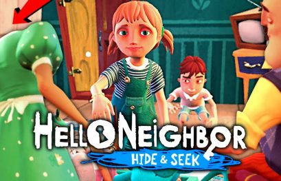 Análisis de Hello Neighbor: Hide and Seek