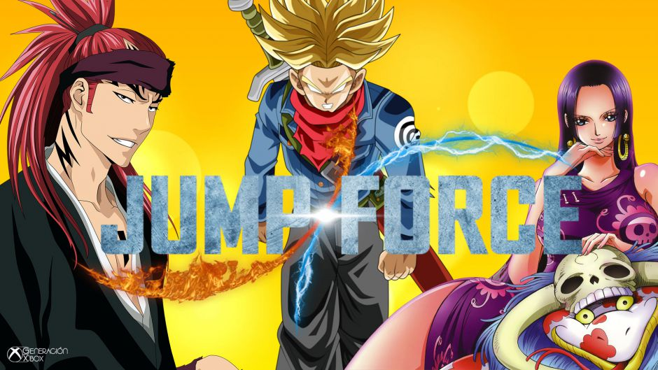 Jump Force: Trunks, Boa Hancock y Renji Abarai se unen al elenco