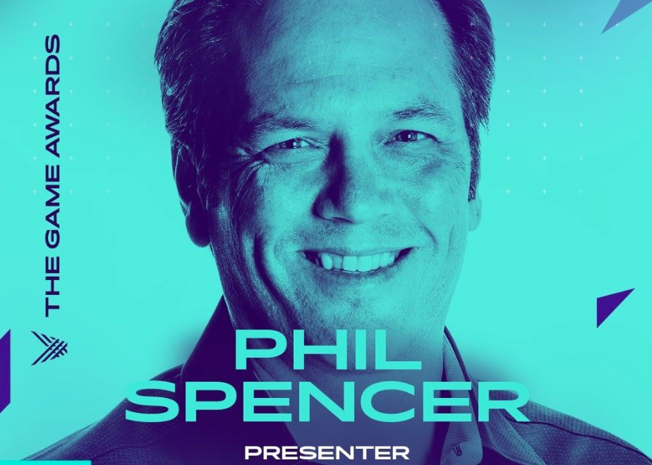 Phil Spencer the game awards
