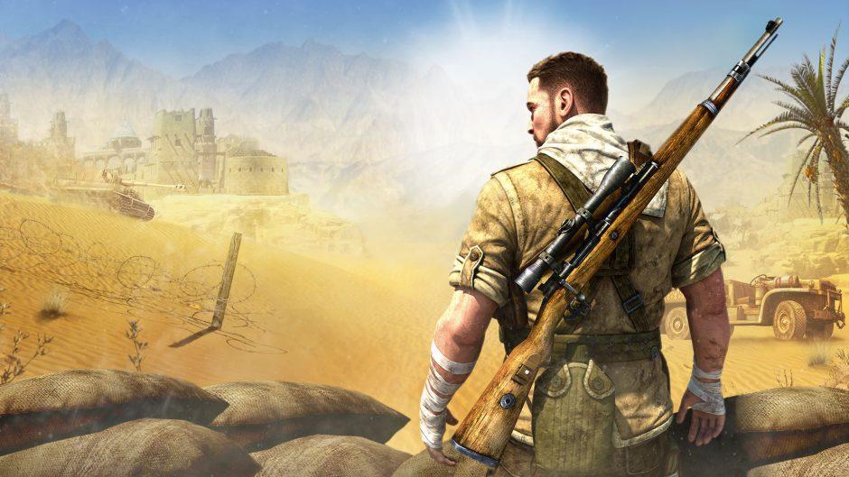 Sniper Elite V2 Remaster clasificado en Australia para Xbox